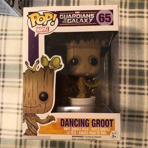 Dancing Groot Funko Pop